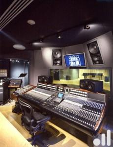 музыкальная студия, студия звукозаписи
