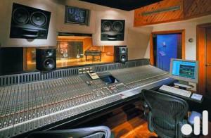 Телестудия, студия радиостанции, студия записи